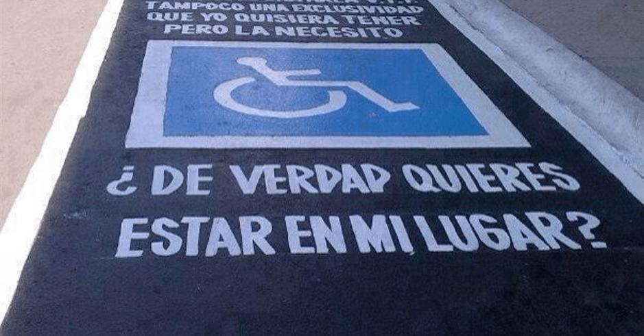 Solución para el control y la gestión de las plazas de parking para personas con movilidad reducida (PMR)