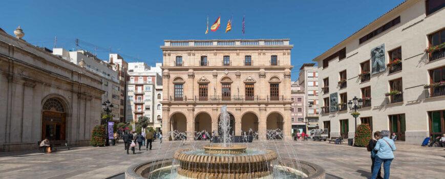 Ayuntamiento de Castellón,